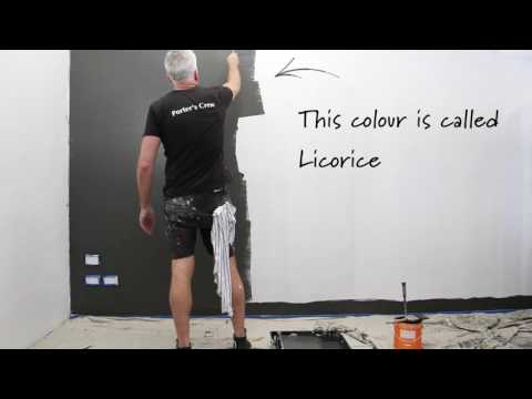 Porters Paints Product Video Series