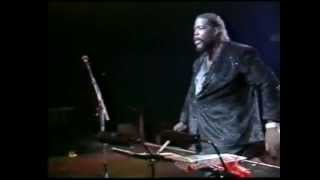 Barry White live in Birmingham 1988 - Part 10 - Love's Theme