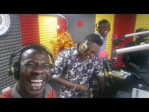 WOLI AGBA AYO AJEWOLE AND DELE HOSTS FEMI SOLAR ON IJO LORI AFEFE SHOW