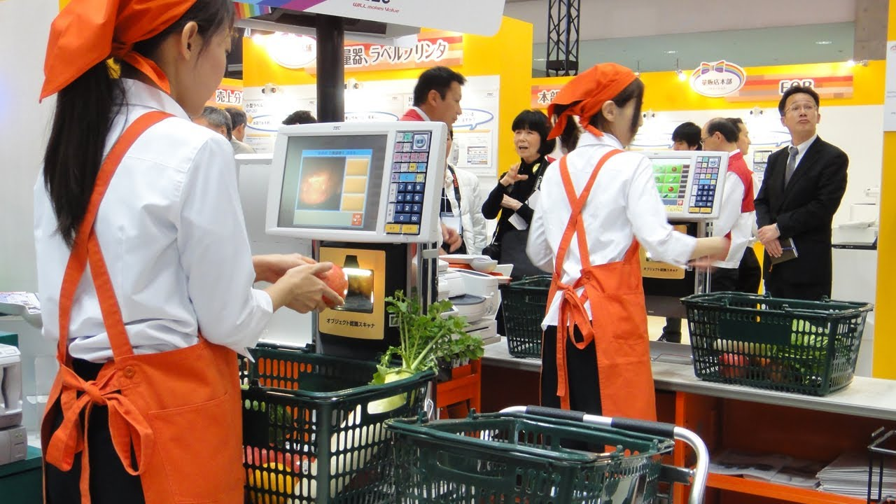 Future Supermarket Checkouts Could Recognise The Food, Not The Barcode