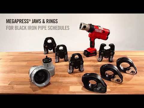 Rp 340 Press Tool Pressing Ridgid Tools