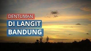Terdengar Dentuman Berulang Kali di Bandung, BMKG: Tidak ada kejadian gempa bumi hari ini
