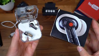 Nothing Ear 1 Unboxing and Setup!