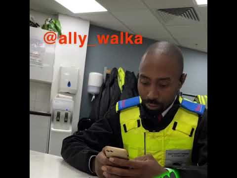 2pac is alive and working in security with me