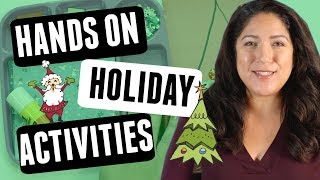 EASY Holiday Crafts and Activities for Kids