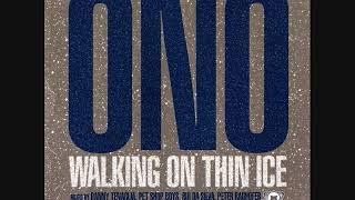 Ono - Walking On Thin Ice (Maxi-Single)