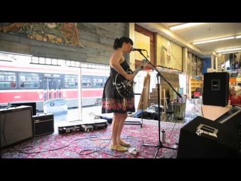 Julie Doiron - By The Lake - Live At Sonic Boom Records