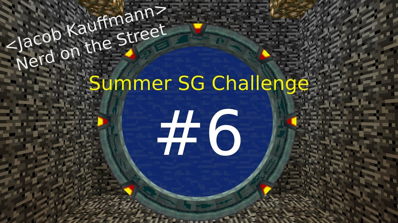 Episode 6 - Summer SG Challenge