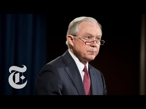 Jeff Sessions Announces End of DACA