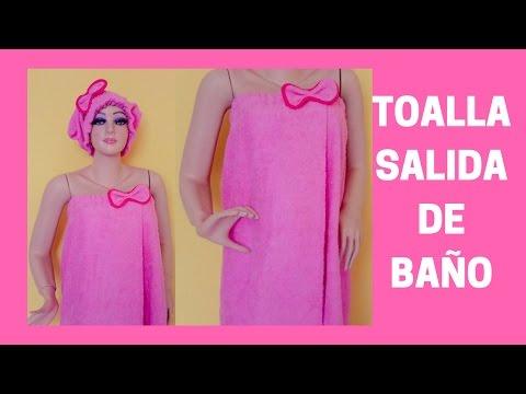 TOALLA SALIDA DE BAÑO
