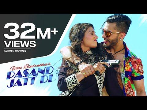 Pasand Jatt Di Full Song | GITAZ BINDRAKHIA | Bunty Bains | Desi Crew | Latest Punjabi Song 2016