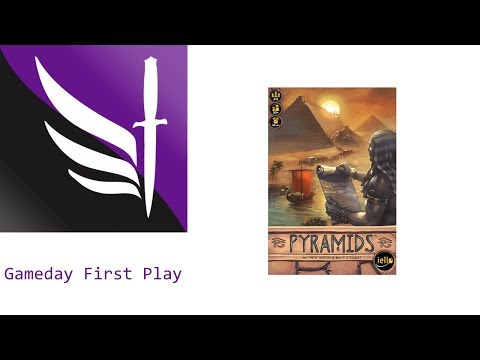Gameday First Play - Pyramids