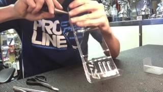 Ty Tessmann Pro Tip: Cutting a Lexan Wing