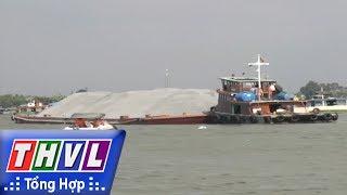 THVL | Người đưa tin 24G: Sà lan neo đậu bỗng biến mất, nghi bị lấy trộm tại Đồng Nai
