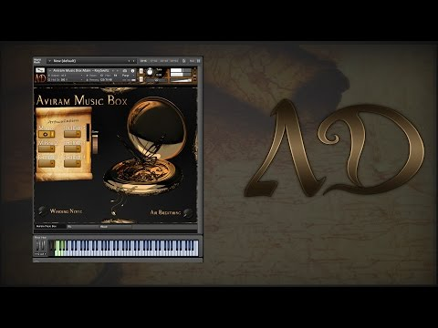 Aviram Dayan Production - Aviram Music Box 1.0 - Part.1