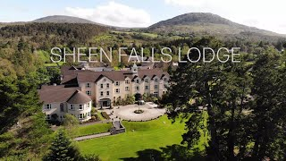Marketing video for Sheen Falls Lodge