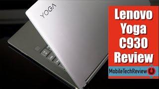 Lenovo Yoga C930 Review