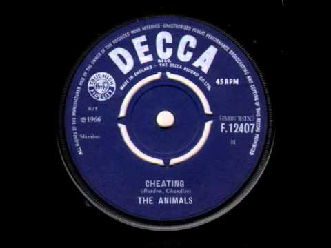Cheating (1966) (Song) by The Animals