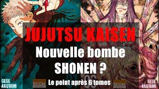 Jujutsu Kaisen : le point après 6 tomes !
