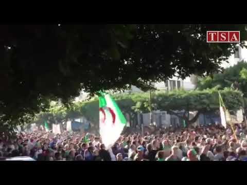 Le 42eme vendredi du hirak d'Algérie