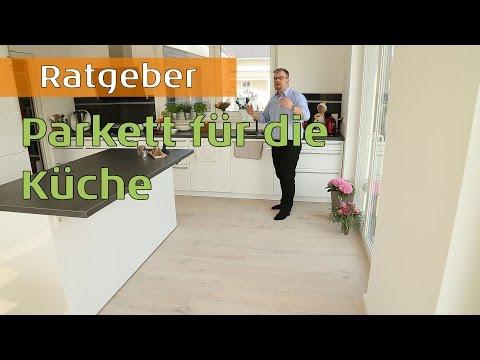 Parkett in der Küche