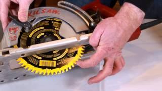 What Type of Circular Saw Blade for Plexiglas? : DIY Home Repairs