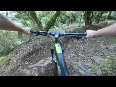 Cablebay Adventure Park mountain bike track - Thursday Trails
