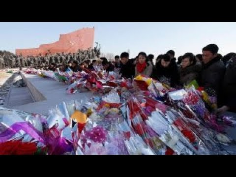 North Korea marks sixth anniversary of Kim Jong Il's death