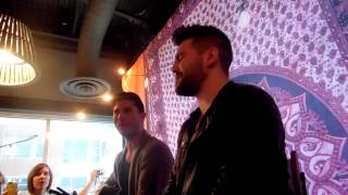 Can't Say No - Dan + Shay VIP Pittsburgh 04/09/15