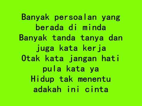 Cinta Muka Buku Najwalatif Lyrics Mp3