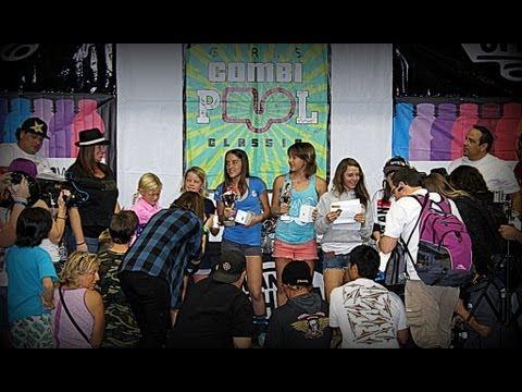 VANS Girls Combi Pool Classic Division 1 Amateur Qualifier Heats 2013