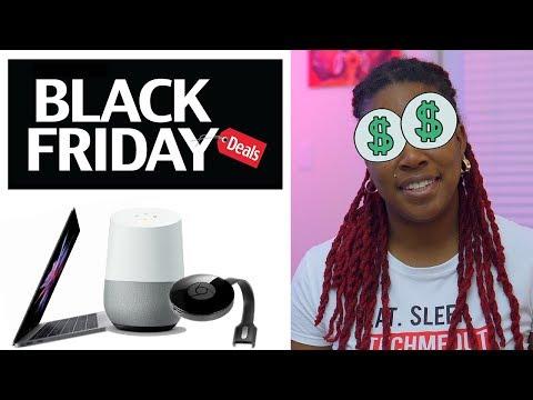 Best Black Friday Tech Deals 2017!