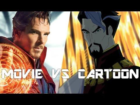 Doctor Strange 2007 (Marvel Studios Modern Movie Trailer Style)