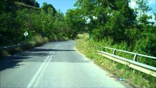 preview picture of video 'Morlupo to Otricoli : Sicily to Ukraine part 30'