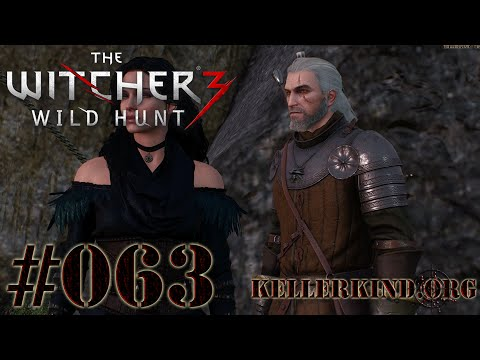 The Witcher 3 #063 Auf Tauchstation ★ Let's Play The Witcher 3 [HD|60FPS]