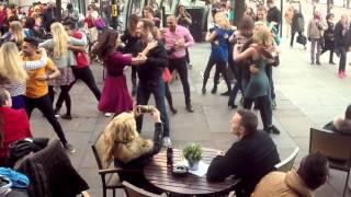 Disney Flashmob Wedding Proposal