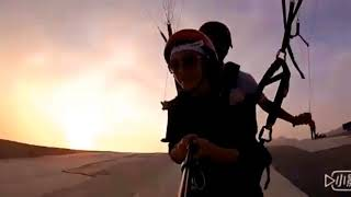 Paragliding Crash And Funny Moments #2