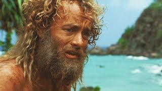 CAST AWAY   Movies Endings Explained (2000) Tom Hanks, Robert Zemeckis