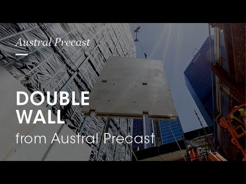 Austral Precast | Double Wall Video
