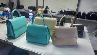 Handmade Bag Leather