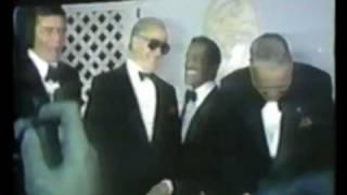 Frank Sinatra, Sammy Davis Jr. & Jerry Lewis 1987 (part 2 of 2)