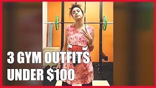 Gym Outfit Ideas | Esskayji