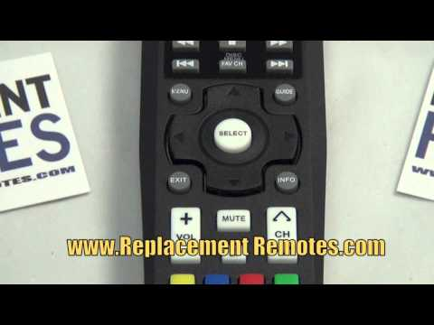 HITACHI CLU3844WL TV Remote Control