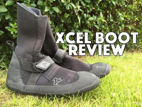 Xcel X-Flex 3mm Boot Review