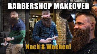 Barber Makeover nach der Corona Quarantäne   Charlemagne Premium
