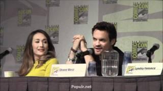 Comic Con 2011 - Panel Part#1