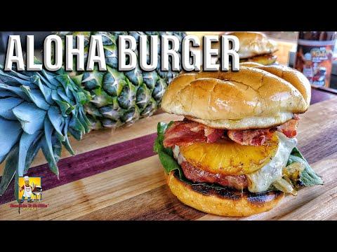 Aloha Burger Recipe | Pineapple Burger