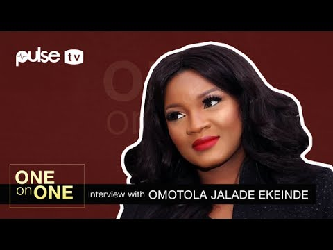 One On One: One on one with Omotola Jalade-Ekeinde