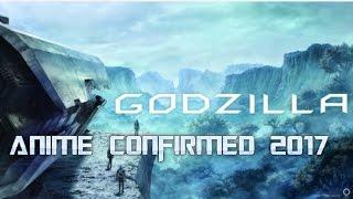 Gambar cover Godzilla Anime Movie Confirmed, inbound in 2017 Details