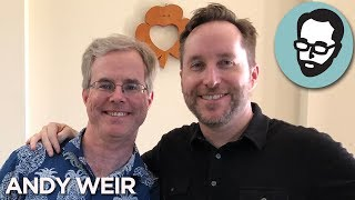 Conversations With Joe - Andy Weir